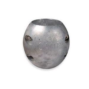 """Anode 1-1 / 4"""" zinc X4"""