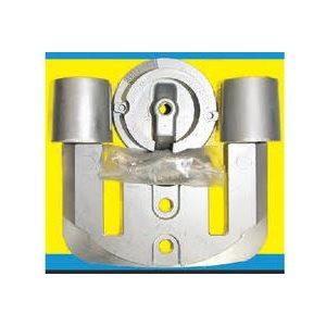 Anode kit Mercury Bravo 1 magnesium