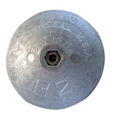 """Anode rudder 3-3 / 4"""" magnesium R3M"""