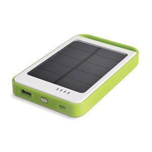 Cobra - Bloc d'alimentation USB solaire compact