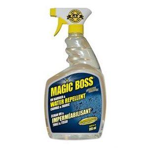 Magic Boss Barrière UV et hydrofuge pour la toile et le tissu 995ml