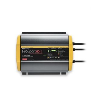 Charger Prosport HD 12 amp 2 banks