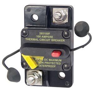 Disjoncteur 100amps, montage de surface