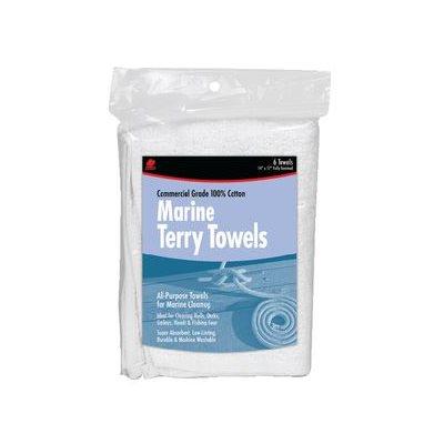 Marine terry towels (6)