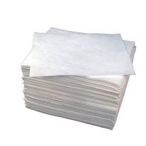 """Oil sorbent pad (oil only) 15"""" x 18"""" 1 pad"""