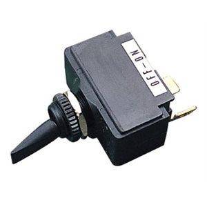 Interrupteur à bascule (dp)mom. on / off / mom.on 15A 12V