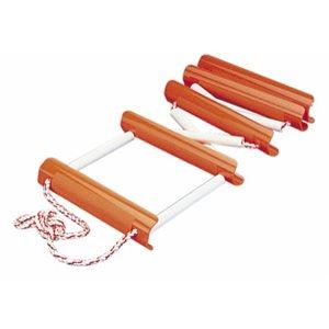 """Ladder 5 steps rope / nylon 5' 6"""""""