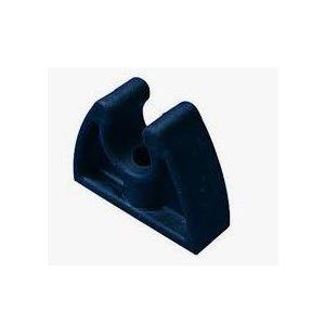 """Pole storage clip 1-1 / 4"""" x 15 / 16"""" x 1 / 2"""" dia rubber pair"""