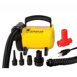 Pompe à air à haut débit haute pression 120v max 2,5 LPC 460 litres / minute