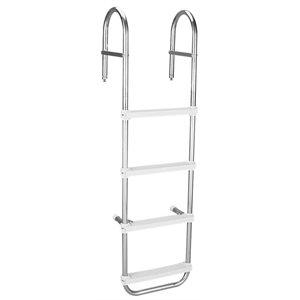 "Latch type boarding ladder 4 step 39"""