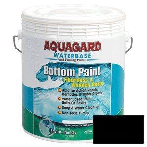 Aquagard bottom paint black 1 quart