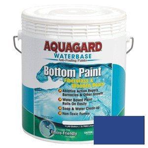 Peinture antisalissure Aquaguard bleu 1 litre