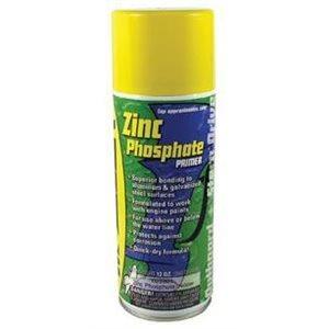 Apprêt à base de zinc phosphate jaune