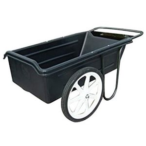 "Dock Pro dock cart, 20"" solid wheels 300lbs capacity"