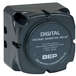 Digital Voltage Sensing Relay (DVSR) 12 / 24V