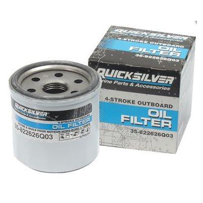 Oil filter for select Mercury 9.9HP & 15HP 4stroke