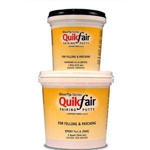 SilverTip QuikFair fairing putty (1.5PT)