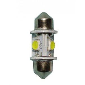 Bulb festoon green 2nm (28-31mm)