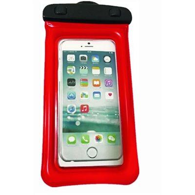 Case waterproof phone 4'' x 8''
