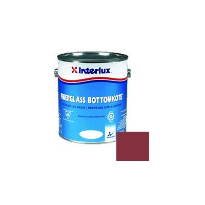 Fiberglass Bottomkote Red 1 Gallon