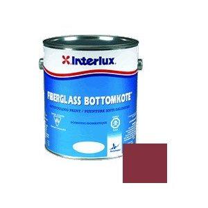 Fiberglass Bottomkote Rouge 1 Litre