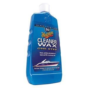 Meguiar's boat / RV cleaner wax liquid 16oz
