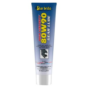 Starbrite lower unit gear lube