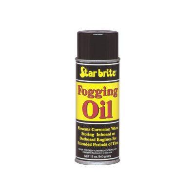 Starbrite fogging oil