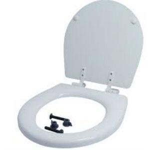 Toilet seat & lid regular