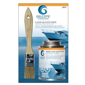 Gelcoat paste kit neutral 250ml