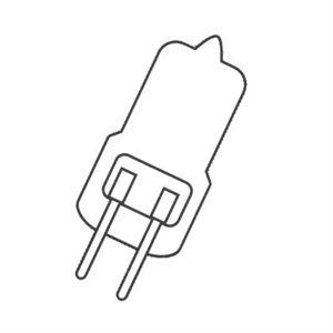 Bulb xenon 12v 20w (g4)