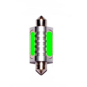 Ampoule DEL série 25, vert 12V DC .07 ampères