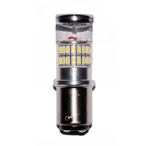 Ampoule DEL série 40, rouge 0.18A 10-36V DC