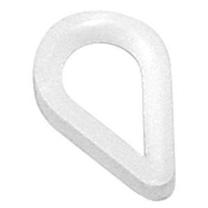 Cosse nylon 6mm