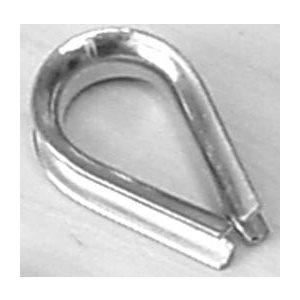 Cosse Inox. 10mm 3 / 8''