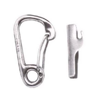 "Mooring hook 4-3 / 4"" mounts to boathook stainless"