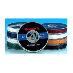 Ficelle rouge bobine #4 x 41m (whipping twine)