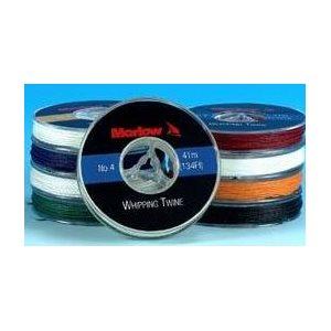 Ficelle bleu bobine #4 x 41m (whipping twine)
