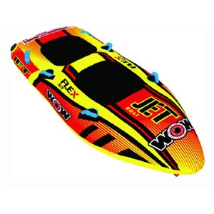 """WOW Jet Boat towable, 1-2 riders 98"""" × 38"""""""