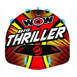 """WOW Big Thriller towable 2 riders 60"""" x 56"""""""