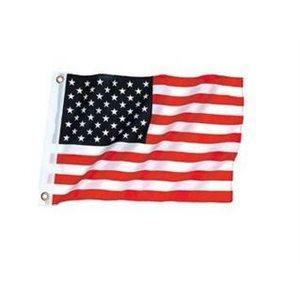 """Drapeau américain 9 """"x 18"""""""