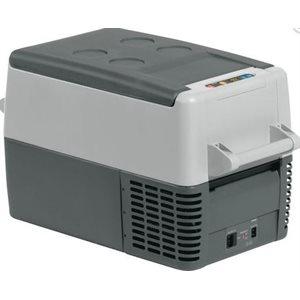 Portable 35qt cooler / freezer ac / dc