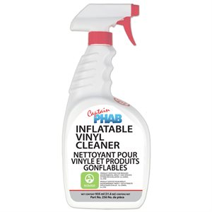 Inflatable and vinyl cleaner 935ml