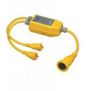 Adaptateur Hubbell 50 A 125 / 250 V à 30 A 125 V