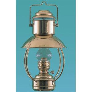 DHR Trawler Brass Oil Lamp