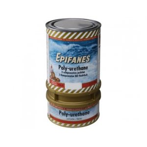 Epifanes Polyurethane Clear Gloss 2 part 750ml