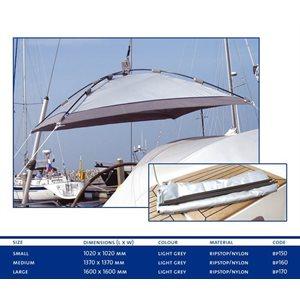 Blue Performance Sailboat Free Hanging Sunshade 1370 X 1370mm