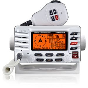 VHF Standard Horizon GX 1700 with GPS White