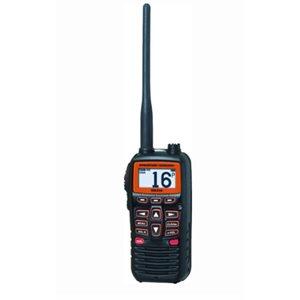 Compact floating marine handheld VHF HX210 6W