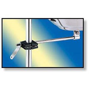 """Support de BBQ Kettle se convient aux rails ronds standard 7 / 8 """"ou 1"""" (22mm ou 25,5 mm)"""